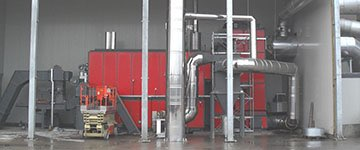 Service and maintenance of your Biomass combustion installation